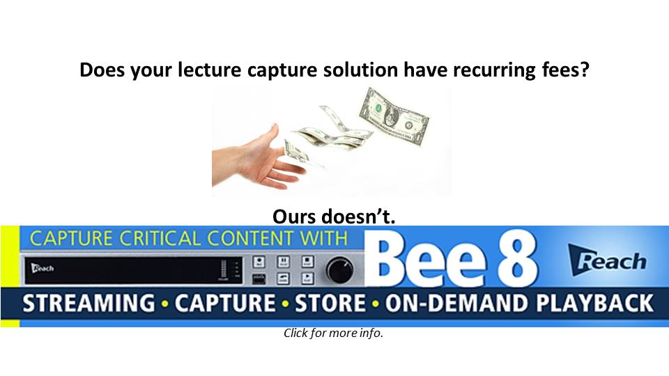Reach Bee 8 - Recurring Fees